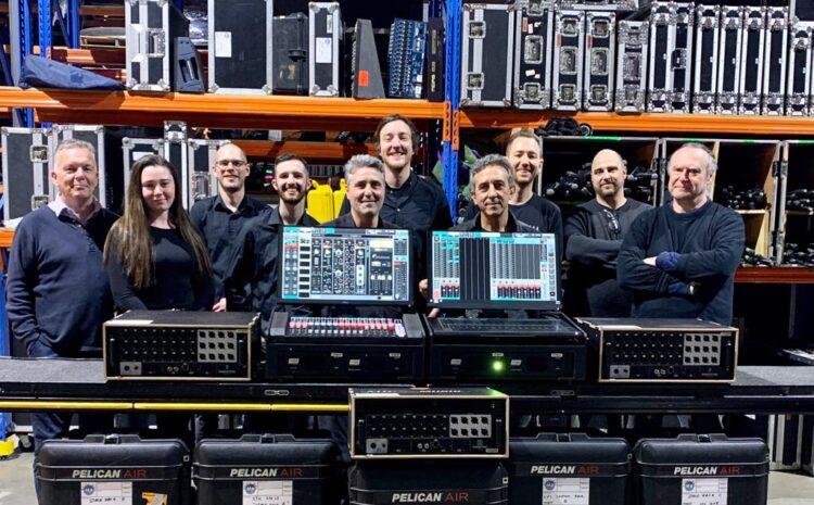Audio Our Crew